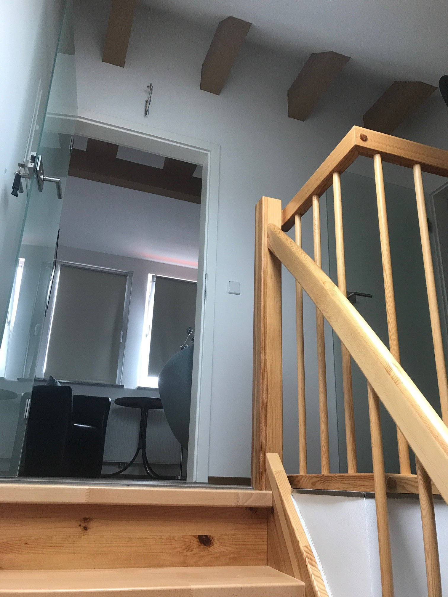 Zimmer 5 A Treppe(2)